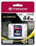 Фото -  Карта памяти Transcend SDXC 64GB Class 10 R25MB/s(TS64GSDXC10)