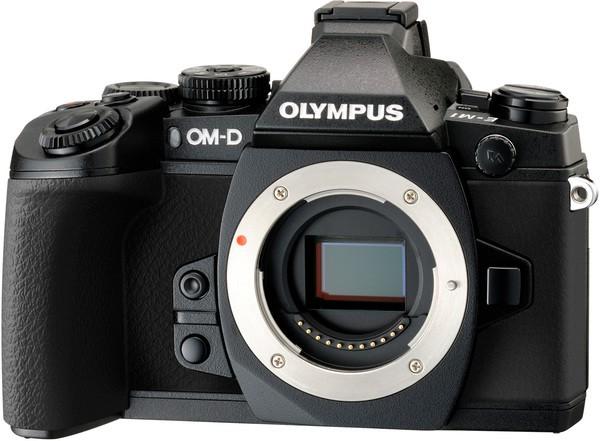 Купить - Olympus Olympus E-M1 Body Black