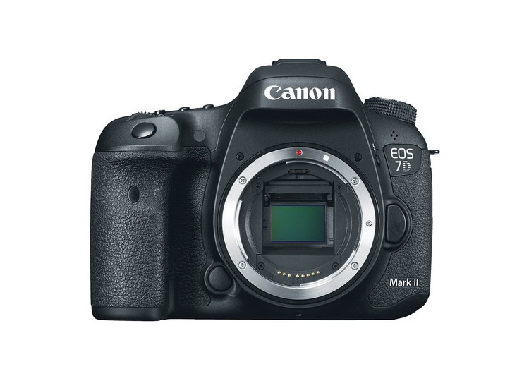 Купить - Canon Canon EOS 7D Mark II Body + WiFi адаптер W-E1 + Сертификат на 3900 грн!!!