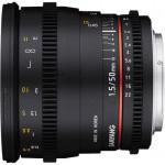 Фото -  Samyang 50мм T1.5 AS UMC VDSLR Nikon F