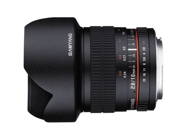 Купить -  Samyang 10mm f/2.8 ED AS NCS CS Micro 4/3