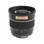 Фото -  Samyang 85mm f/1.4 AS IF  Nikon F