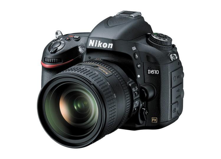 Купить - Nikon Nikon D610 + объектив 24-120mm f/4G ED VR (Kit) Официальная гарантия!