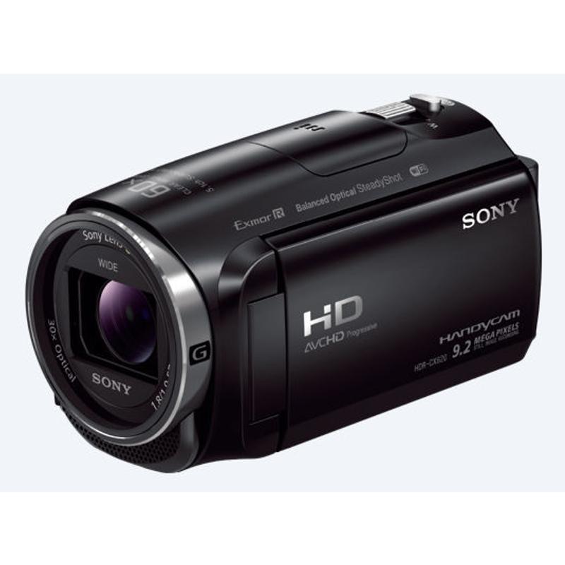 Купить - Sony SONY HDR-CX620 Black (HDRCX620B.CEL)