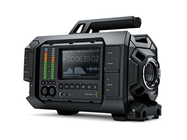 Купить -  Blackmagic URSA EF