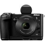 Фото - Nikon Nikon 1 V3 kit (10-30 mm VR) Black + Подарочный сертификат на 1000 грн на покупку аксессуаров !!!