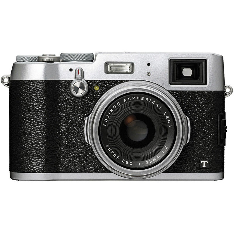 Купить - Fujifilm Fujifilm X100T Silver