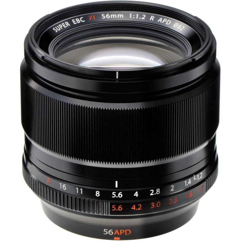 Купить - Fujifilm Fujifilm XF-56mm f1.2 R APD