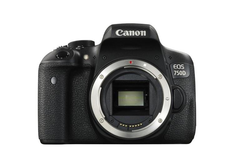 Купить - Canon Canon EOS 750D (Body)
