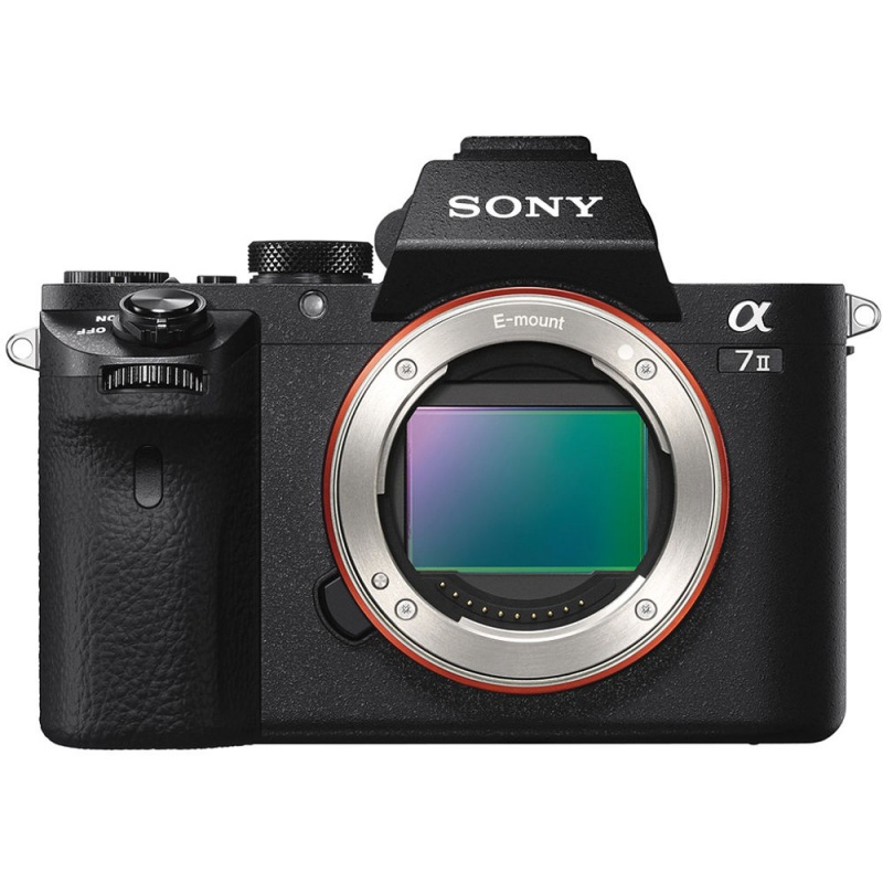 Купить - Sony Sony Alpha A7 II Body (ILCE7M2B.CEC)