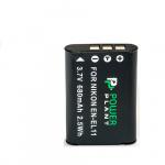 Фото -  Aккумулятор PowerPlant Nikon EN-EL11,D-Li78, DB-80, Li-60B (DV00DV1228)