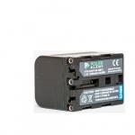 Фото -  Aккумулятор PowerPlant Sony NP-FM70/QM71 (DV00DV1029)