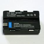 Фото -  Aккумулятор PowerPlant Sony NP-FS11 (DV00DV1023)