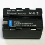 Фото -  Aккумулятор PowerPlant Sony NP-FS21 (DV00DV1024)
