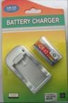 Фото -  Аккумулятор c зарядным устройством PowerPlant Olympus LI-O1B, CRV3 (DV00DV1219)