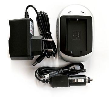 Купить -  Зарядное устройство PowerPlant Panasonic VW-VBK180, VW-VBK360 (DV00DV2293)