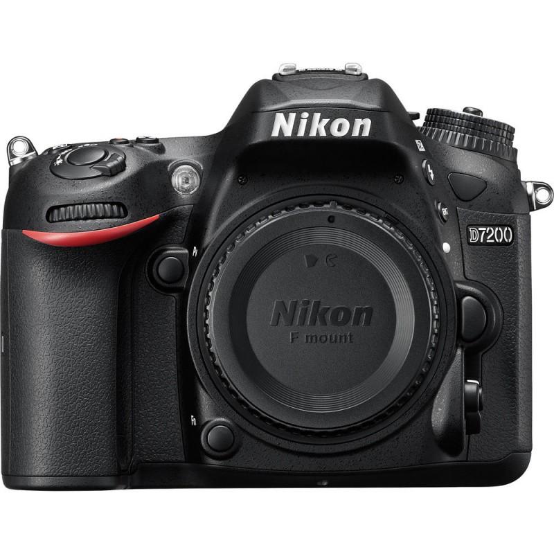 Купить - Nikon Nikon D7200 (Body)