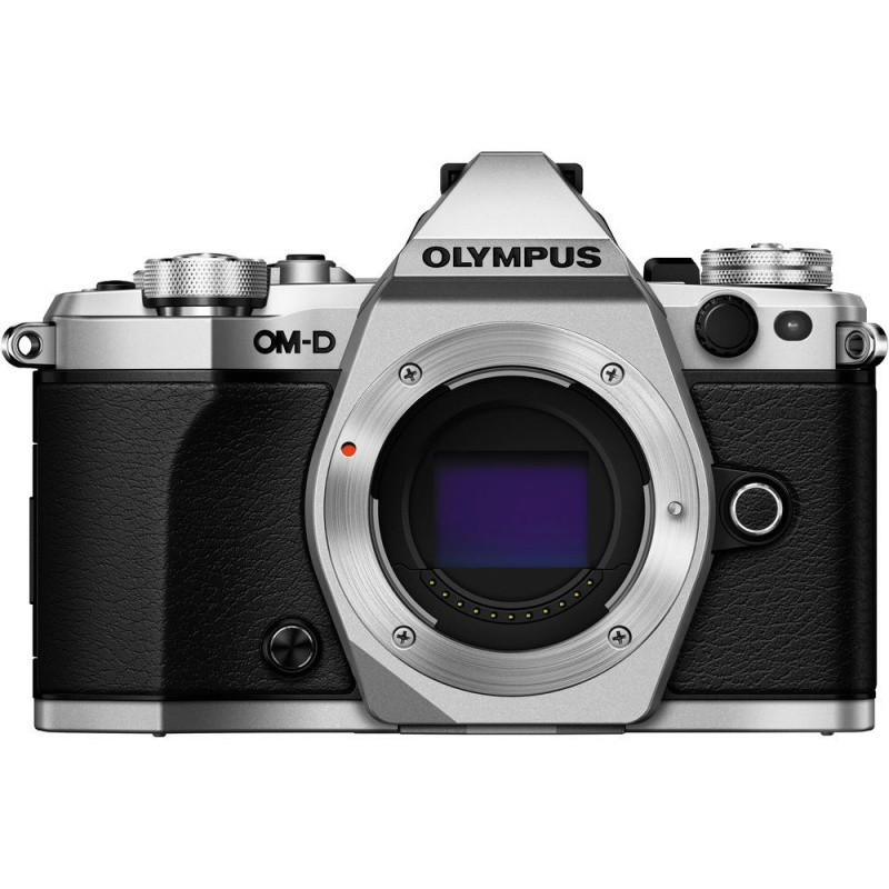 Купить - Olympus Olympus OM-D E-M5 Mark II Body серебристый