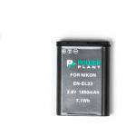 Фото -  Аккумулятор PowerPlant Nikon EN-EL23 (DV00DV1396)