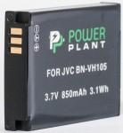 Фото -  Aккумулятор PowerPlant JVC BN-VH105 (DV00DV1358)