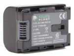 Фото -  Aккумулятор PowerPlant JVC BN-VG114 Chip (DV00DV1375)