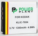 Фото -  Aккумулятор PowerPlant Kodak KLIC-7004, Fuji NP-50 (DV00DV1223)