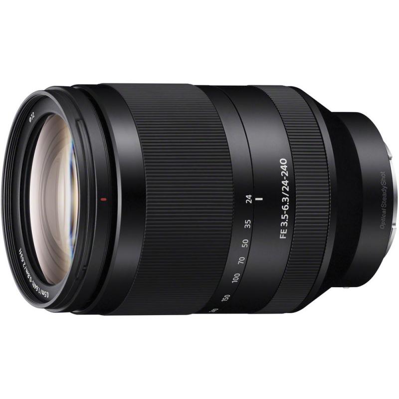 Купить - Sony Sony FE 24-240mm f/3.5-6.3 (SEL24240.SYX)