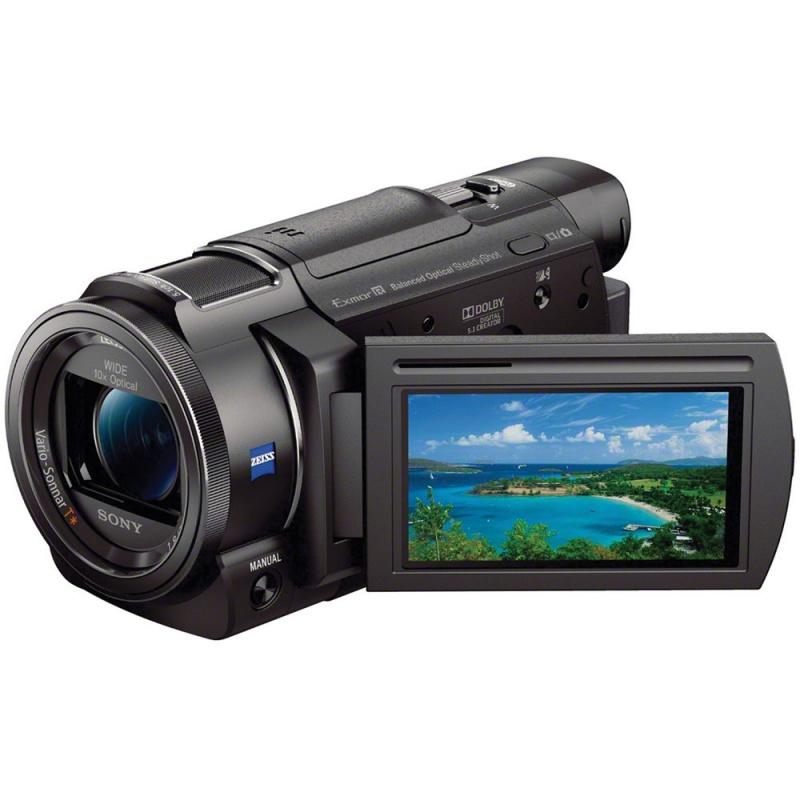Купить - Sony Sony FDR-AX33 Black (FDRAX33B.CEL)