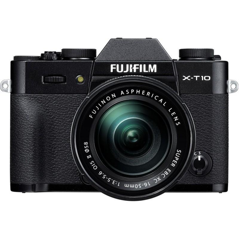 Купить - Fujifilm FUJIFILM X-T10 kit 16-50mm