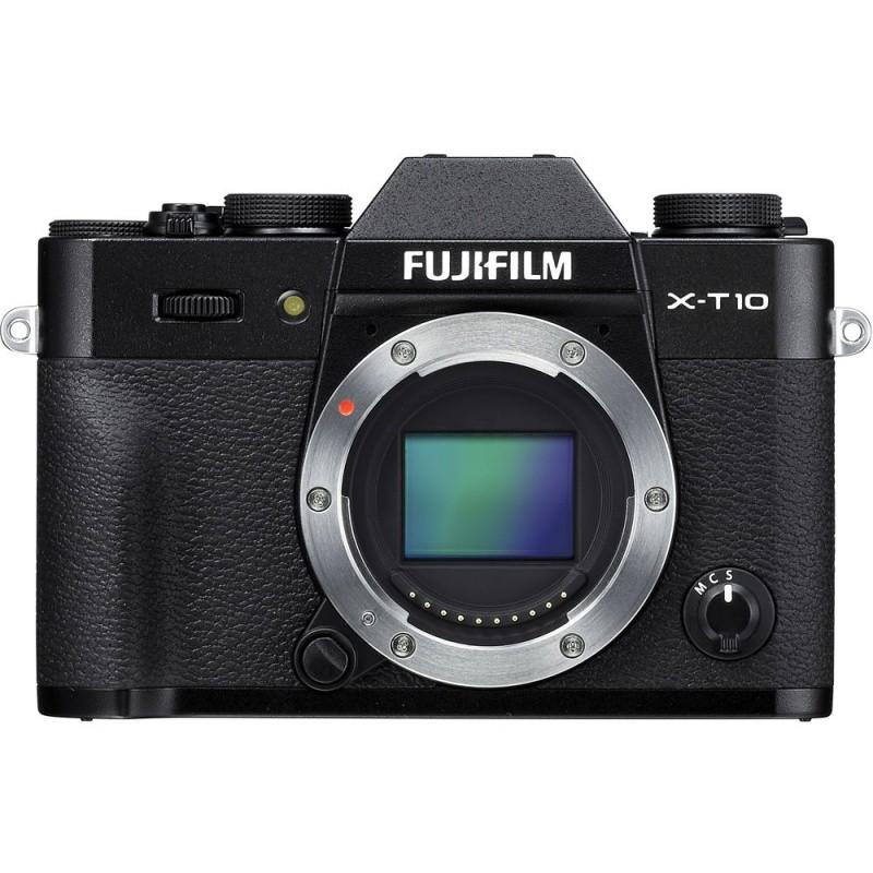 Купить - Fujifilm Fujifilm X-T10 Body Black