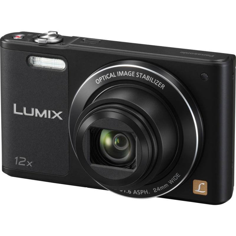Купить - Panasonic Panasonic LUMIX DMC-SZ10 Black (DMC-SZ10EE-K)