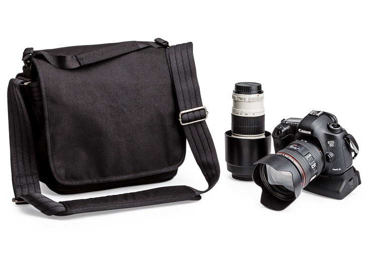 Купить - Think Tank Сумка Think Tank Retrospective 10 - Black + Чехол Think Tank Travel Pouch - Small