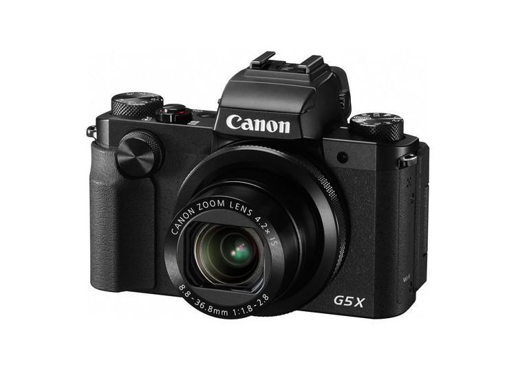 Купить - Canon Canon PowerShot G5 X