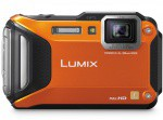 Фото - Panasonic Panasonic LUMIX DMC-FT5 Orange (DMC-FT5EA-D) + подарочный сертификат 750 грн !!!