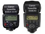 Фото  Canon Speedlight 430EX III-RT (Официальная гарантия)