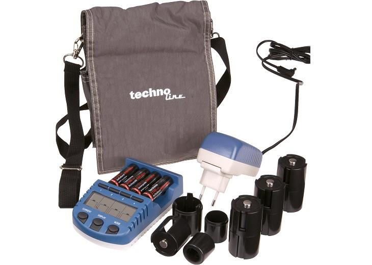 Купить -  Зарядное устройство Technoline BC-1000