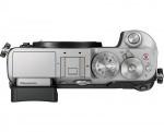 Фото Panasonic Panasonic DMC-GX8 Body Silver (DMC-GX8EE-S) + подарочный сертификат 2200 грн !!!