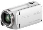 Фото -   Panasonic HDV Flash HC-V260 White (HC-V260EE-W)