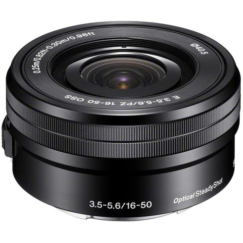 Купить - Sony Sony 16-50mm f/3.5-5.6 для камер NEX (SELP1650.AE)