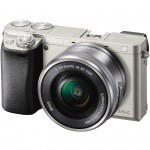 Фото - Sony Sony Alpha 6000 kit 16-50mm Silver (ILCE6000LS.CEC)