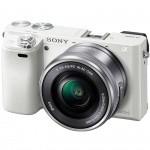Фото - Sony Sony Alpha 6000 kit 16-50mm White (ILCE6000LW.CEC)