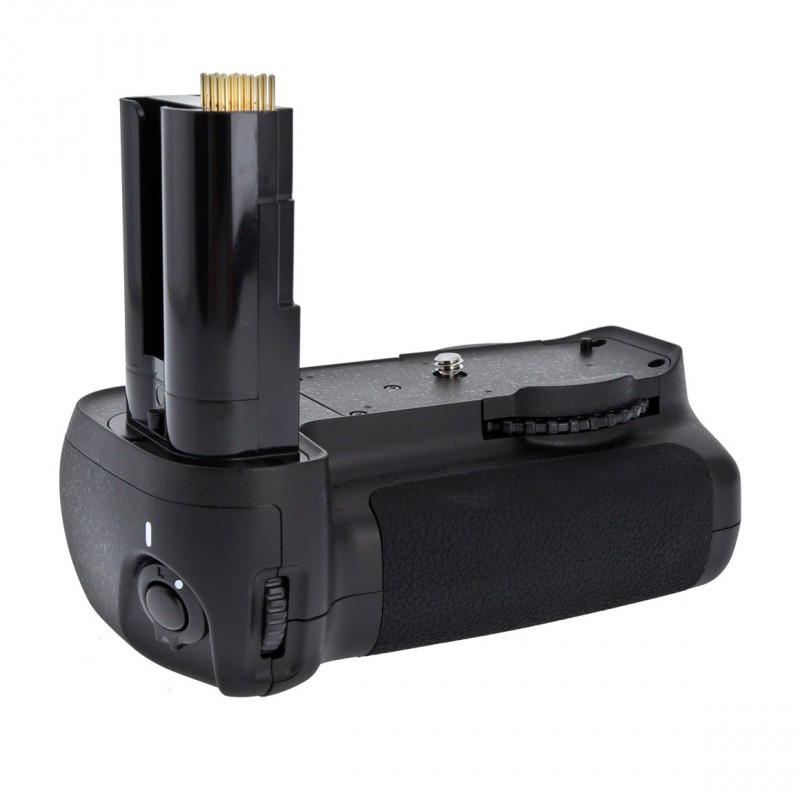 Купить -  Батарейный блок Meike Nikon D80, D90 (Nikon MB-D80) (DV00BG0014)