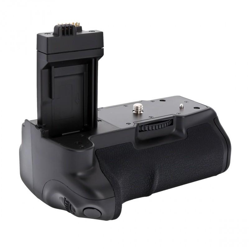 Купить -  Батарейный блок Meike Canon 450D, 500D, 1000D (Canon BG- E5) (DV00BG0017)