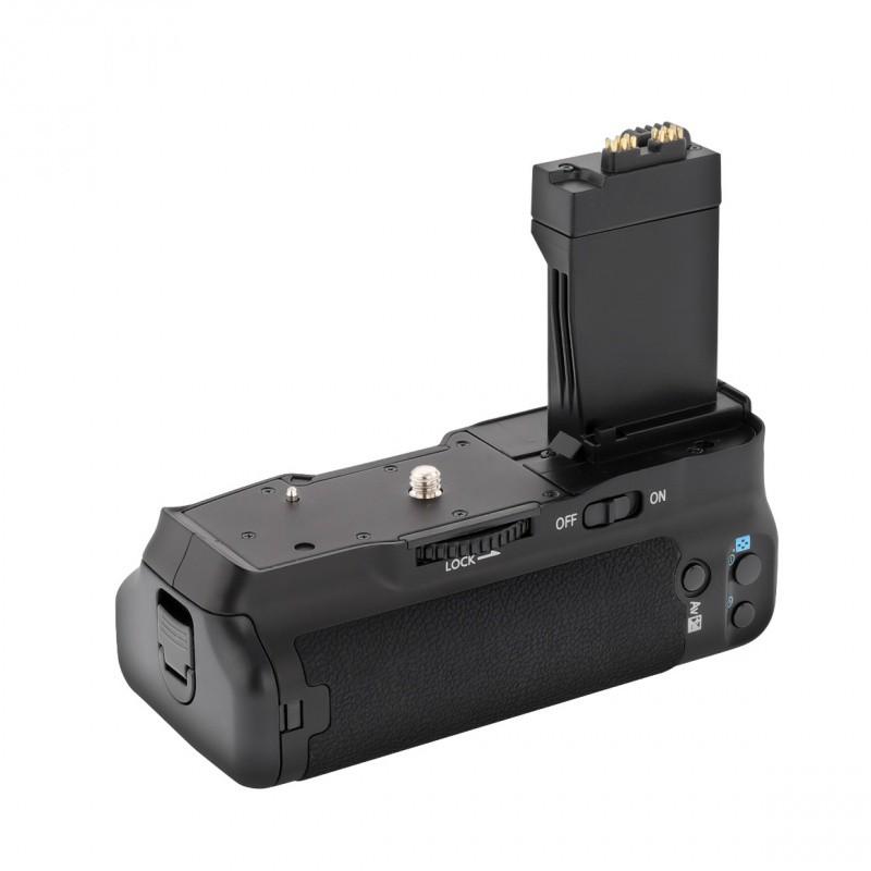 Купить -  Батарейный блок Meike Canon 550D, 600D, 650D, 700D (Canon BG-E8) (DV00BG0025)