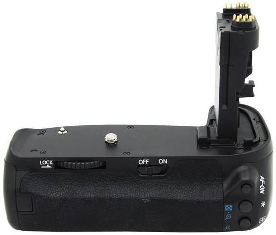 Купить -  Батарейный блок Meike Canon 70D (Canon BG-E14) (MK70D)