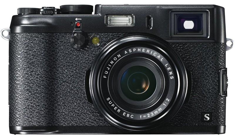 Купить - Fujifilm Fujifilm X100S Black