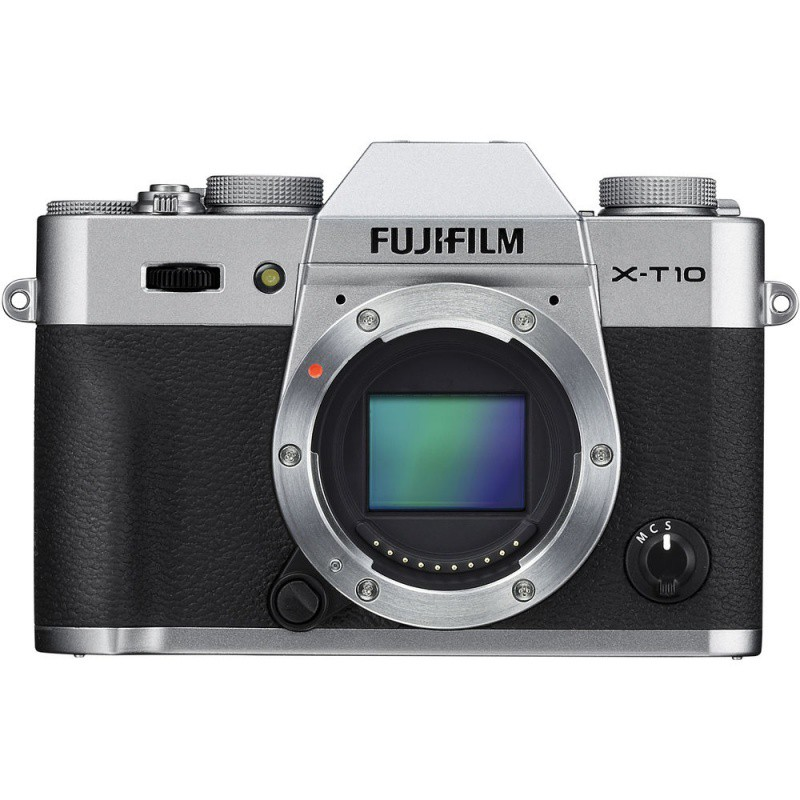 Купить - Fujifilm Fujifilm X-T10 Body Silver