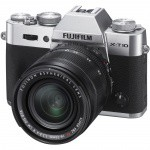 Фото - Fujifilm Fujifilm X-T10 + XF 18-55mm F2.8-4R Kit Silver