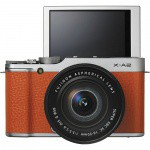 Фото Fujifilm Fujifilm X-A2 + XC 16-50mm Kit Brown