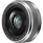 Фото - Panasonic Panasonic Lumix G 20mm f/1.7 APSH Silver (H-H020AE-S)
